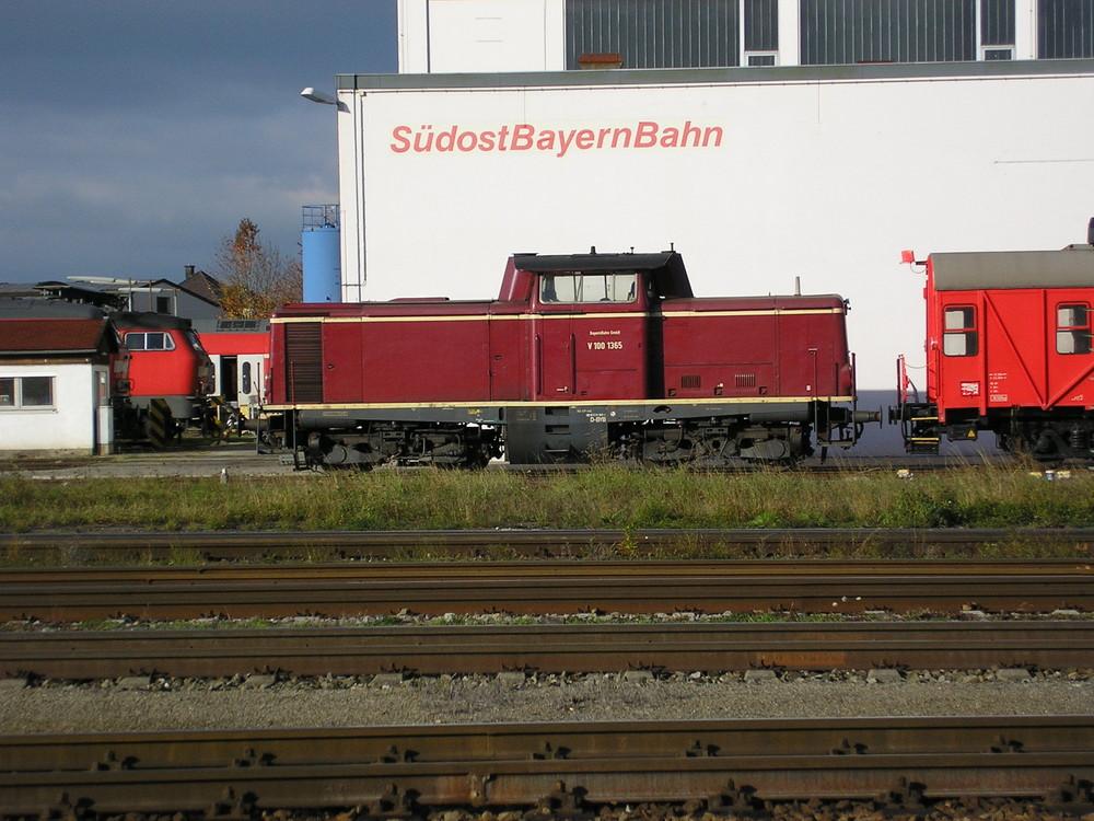 BayernBahn GmbH V100 1365