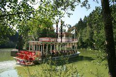 Bayernpark-Dampfer