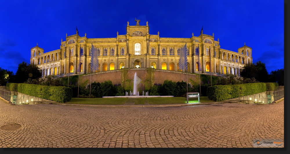 bayersicher Landtag - Maximilianeum