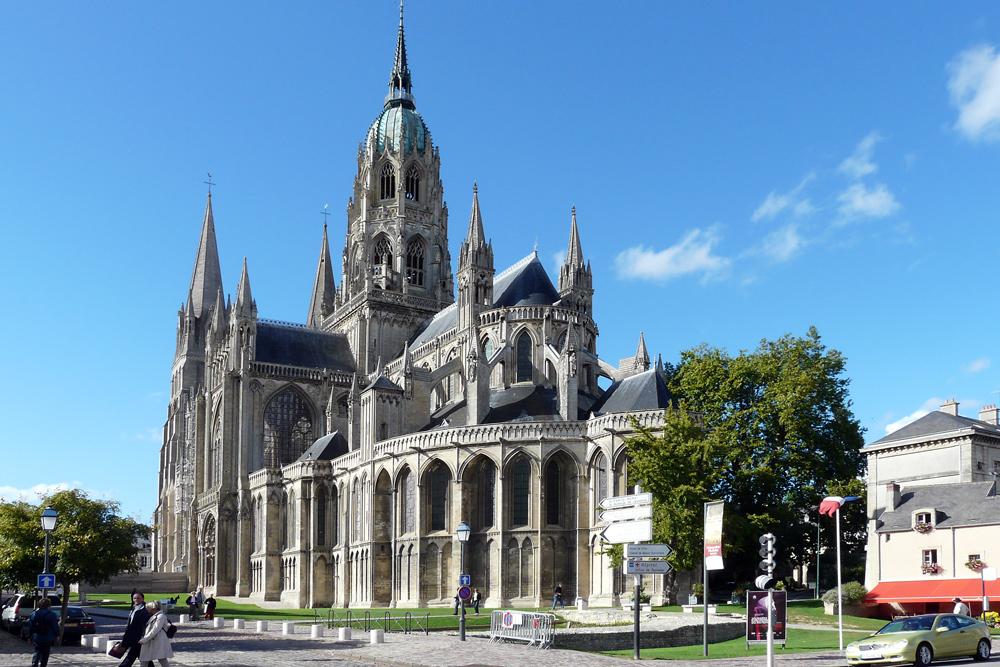 Bayeux - Kathedrale