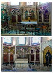 Bayeux - Kathedrale - Seitenaltäre
