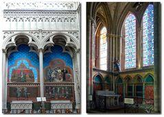 Bayeux - Kathedrale - Seitenalteäre - 1