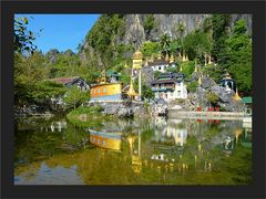 Bayintnyi Cave and Monastry
