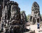 Bayon Tempel von Ankor  ( Kambotscha)