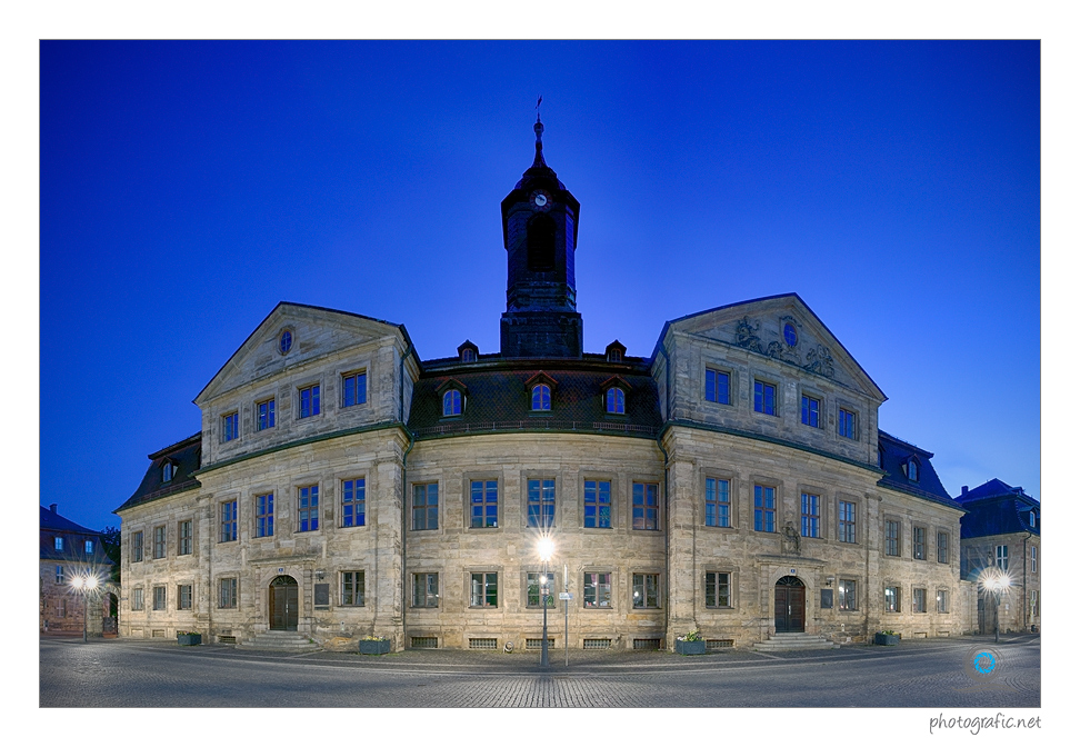 Bayreuth | Ehemaliges Waisenhaus am Jean-Paul-Platz