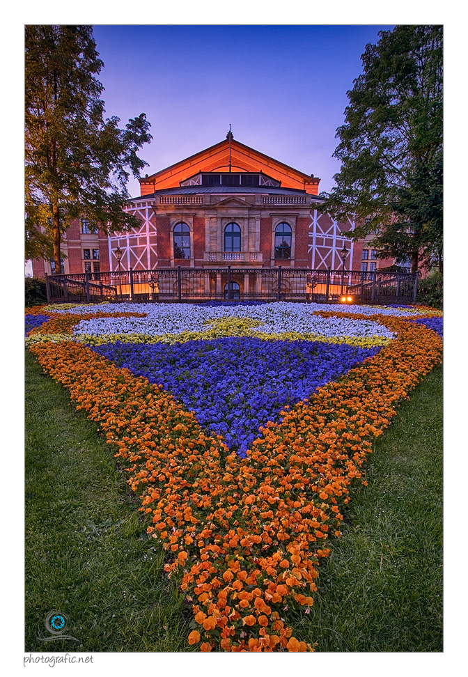 Bayreuth | Grüner Hügel