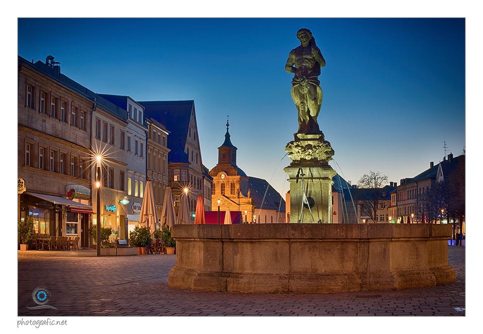 Bayreuth | Herkulesbrunnen