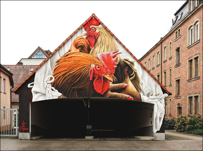 Bayreuth - Hier geht´s in die Tiefe