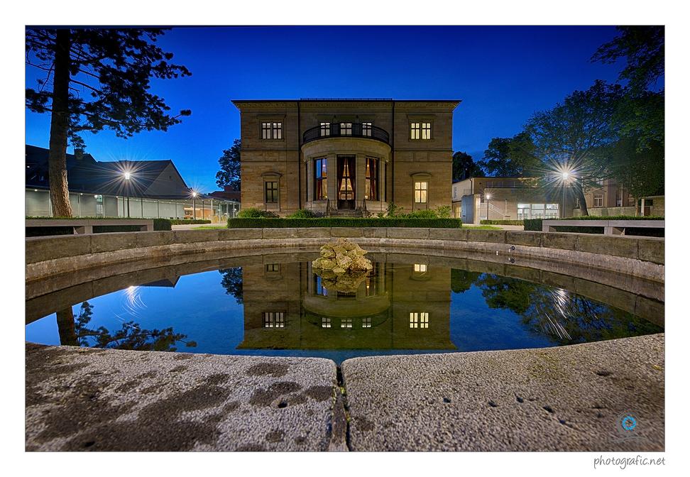 Bayreuth | Im Garten des Wahnfried Museums