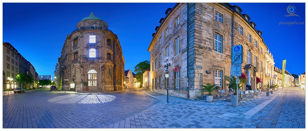 Bayreuth | Iwalewahaus meets Opernhaus - Operncafé