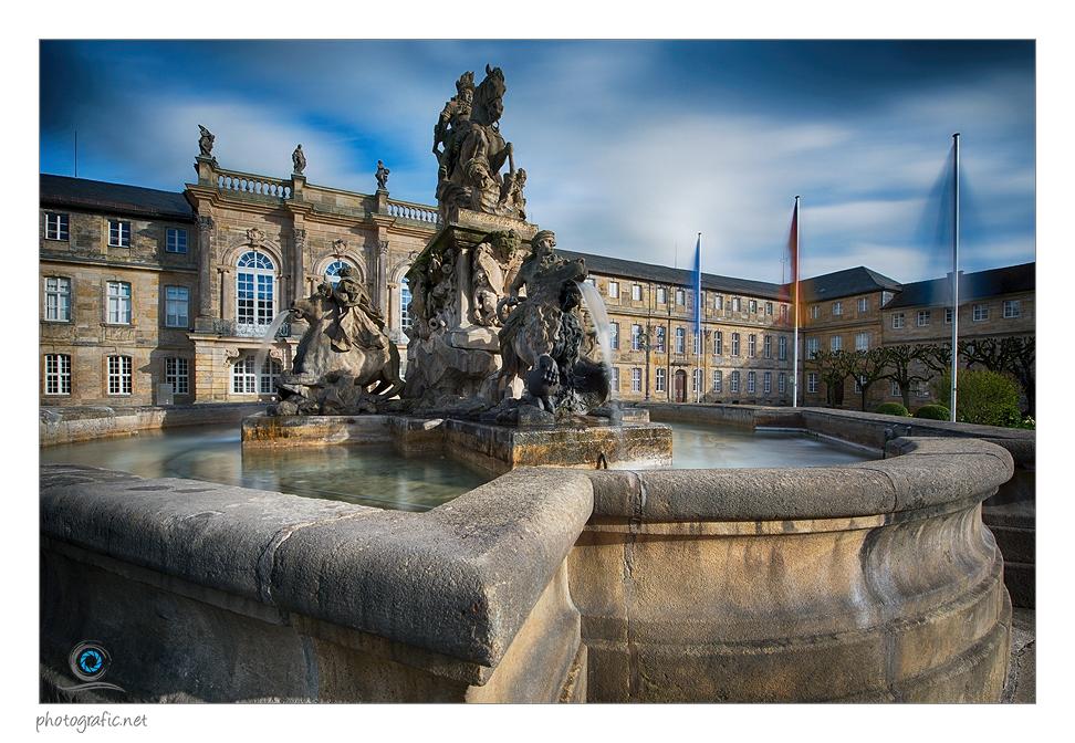 Bayreuth   Markgrafenbrunnen