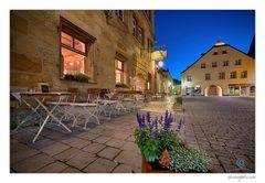 Bayreuth ~ Restaurant Nankenreuther Gut ~
