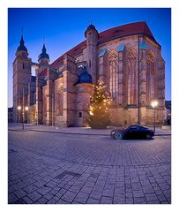 Bayreuth | Stadtkirche zu Weihnachten