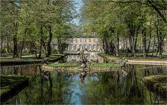 Bayreuther Hofgarten ....