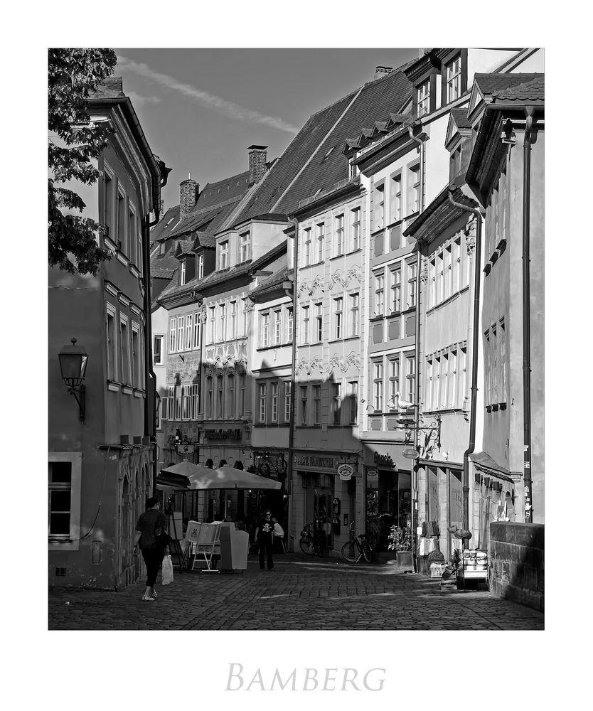 """Bayrische Impressionen """" Bamberg, am Morgen...."""""""