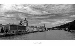 """Bayrische Impressionen """" die drei Flüssestadt Passau """""""