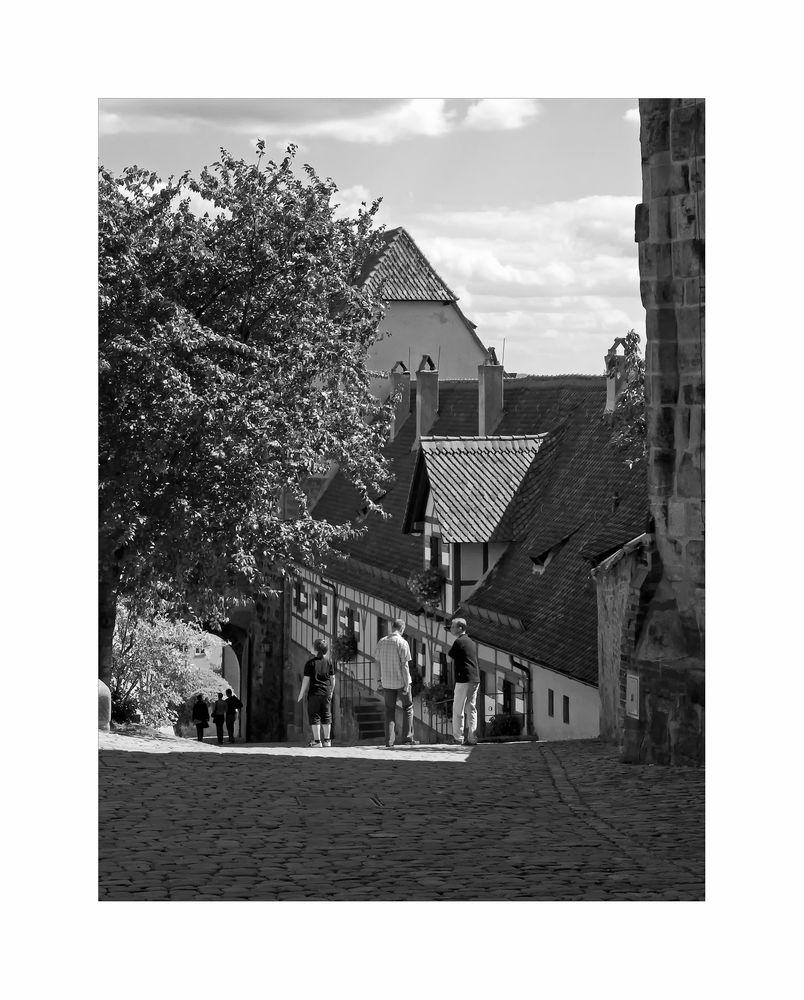 """Bayrische Impressionen """" die Nürnberger Burg, aus meiner Sicht...."""""""