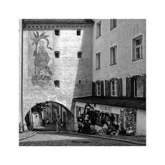 """Bayrische Impressionen """" Passauer - Stadtansichten """""""