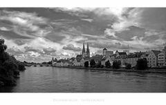 """Bayrische Impressionen """" Regensburg """""""