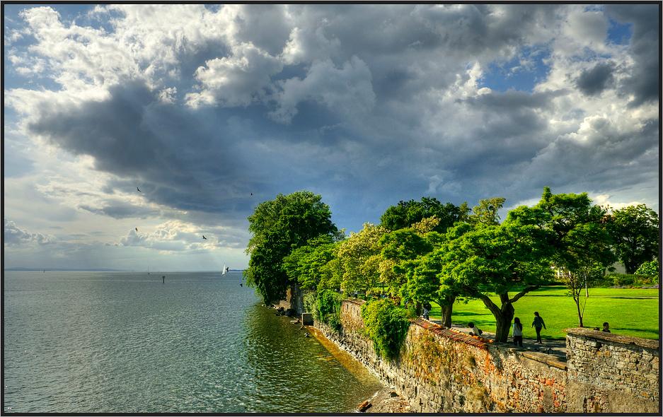 * Bayrische Riviera *