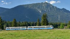 Bayrische Zugspitzbahn