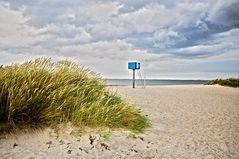 Baywatch an der Ostsee