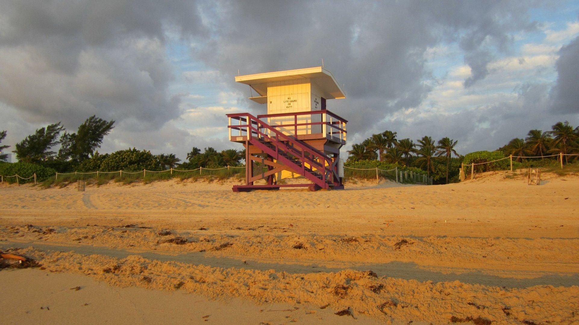 Baywatch Miami Florida
