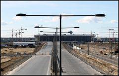 BBI Terminal Vorfahrt