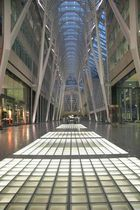 bce place, downtown toronto.