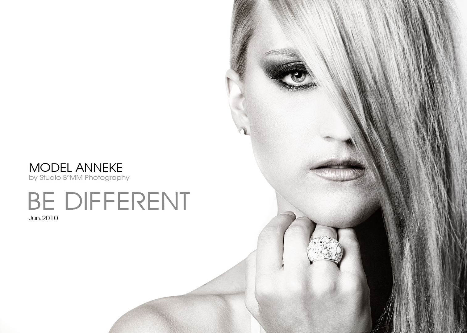 BE DIFFERENT series II