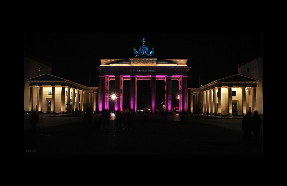 be dream, be vision, be berlin
