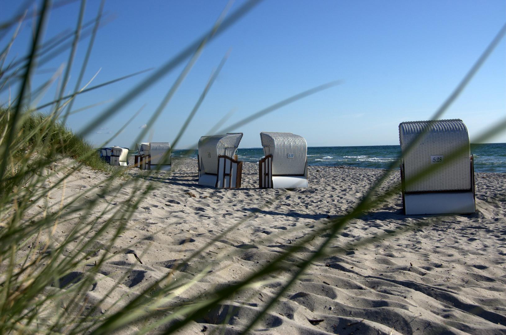 Beach auf Hiddensee