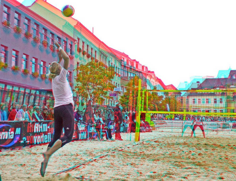 Beach Ball 3D