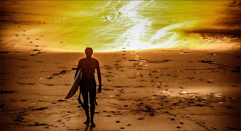* beach boy *