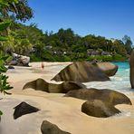 Beach Geheimnis Seychelles