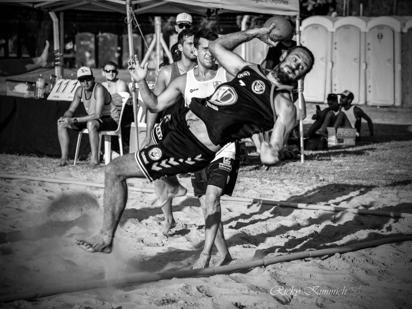 Beach Handball ( Mann )