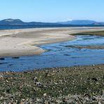 Beach in British Columbia