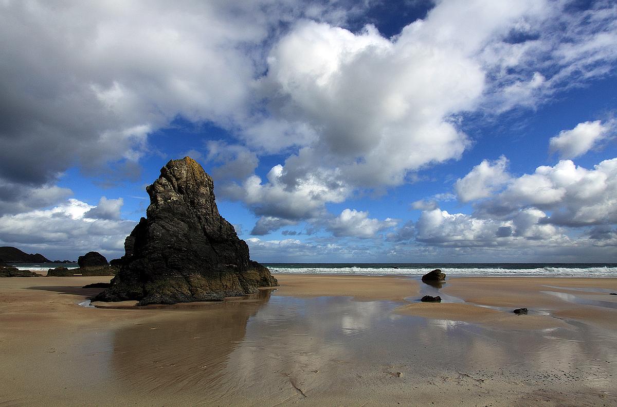 Beach in Durness