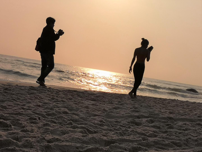 Beach morgens Thai P20-20-colw +6Fotos
