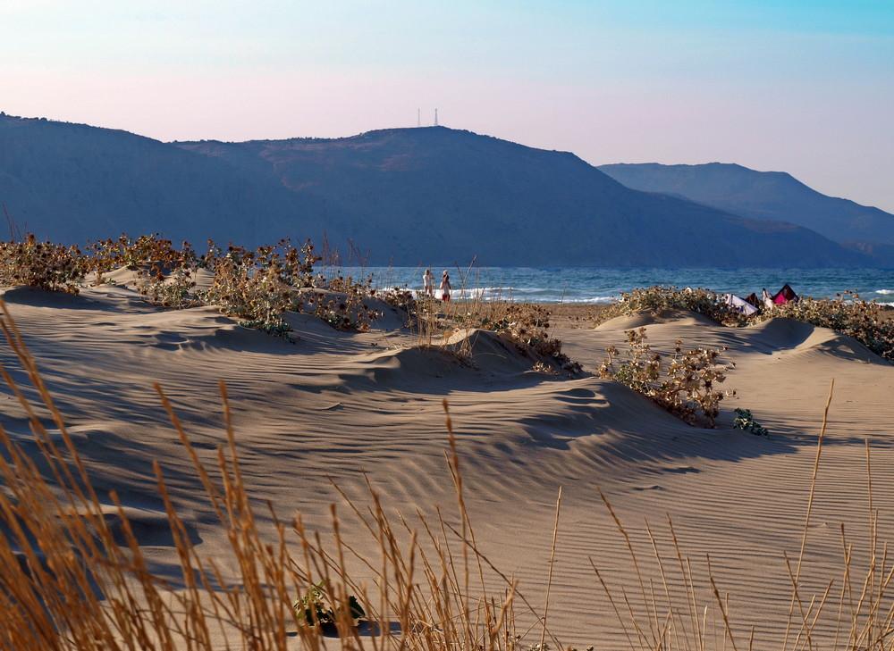 Beach near Rethimno