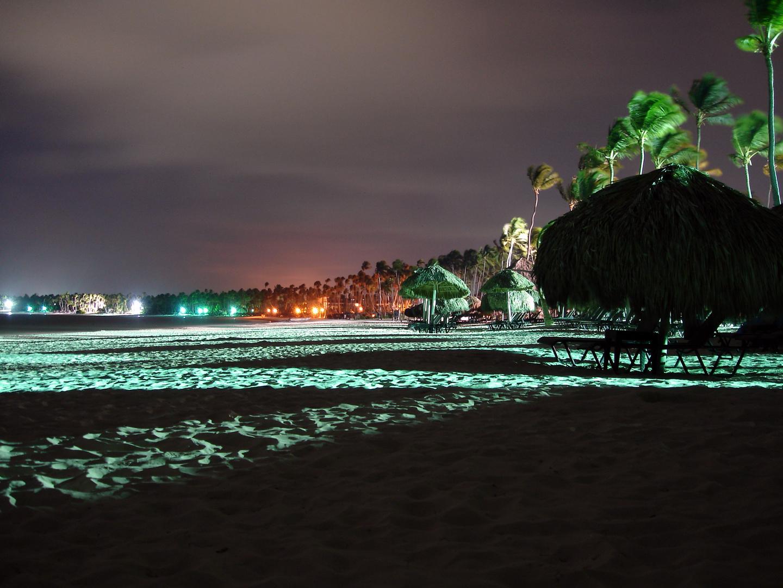 Beach Night.