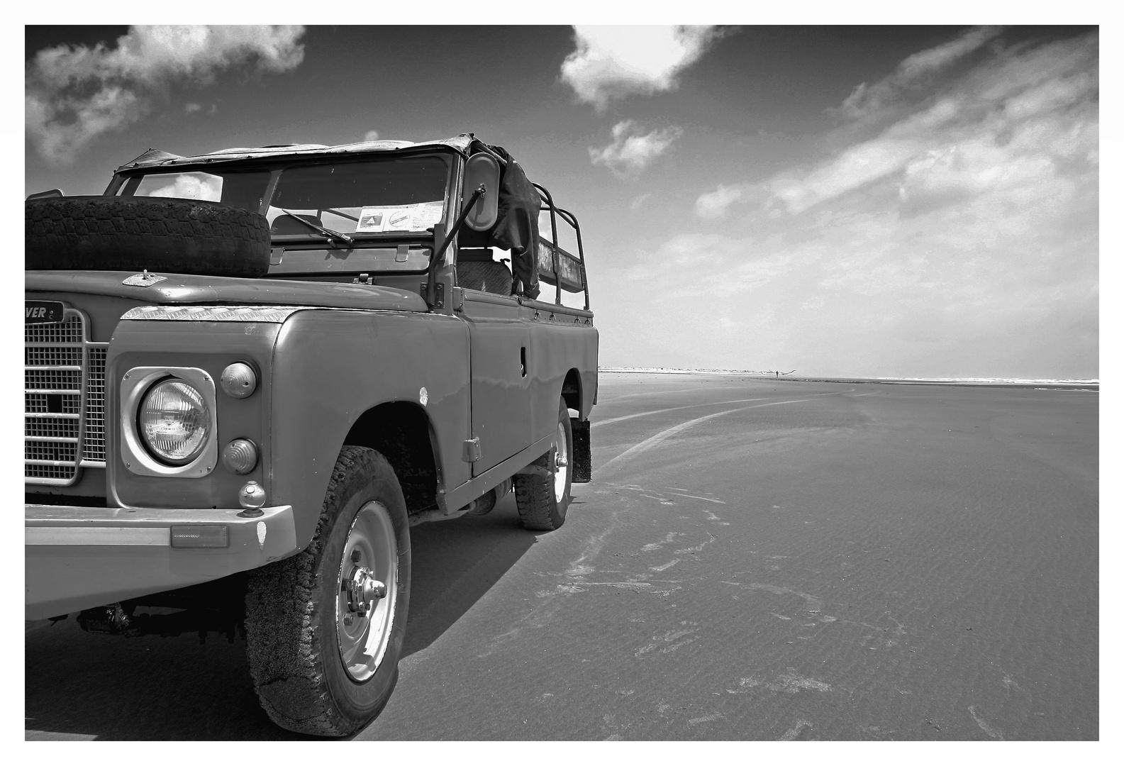 Beach Rover & Sky