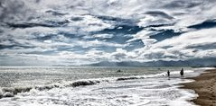 Beach surreal