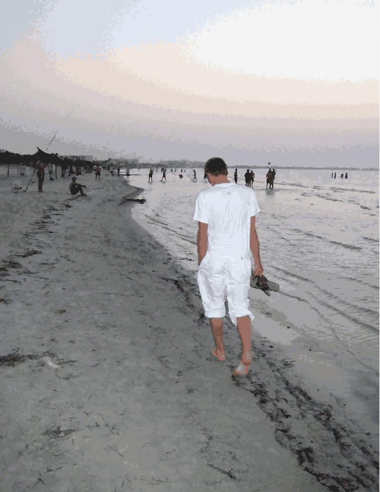 Beachpainting