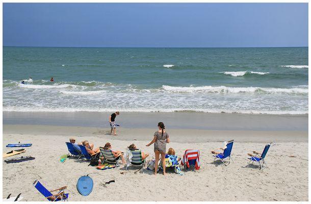 Bowens Island Folly Beach South Carolina