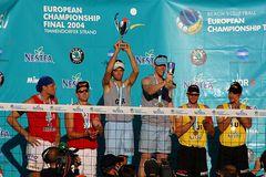 Beachvolleyball - Europameisterschaft 2004