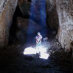 Beam me up -Scotty oder die Höhle der 99 Heiligen.