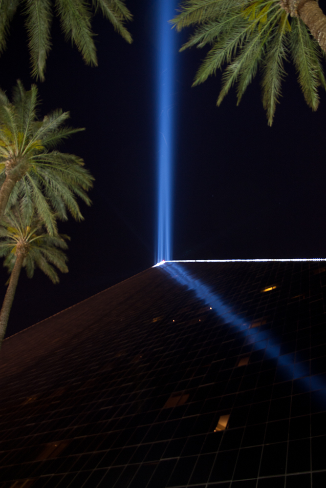 beaming Las Vegas II