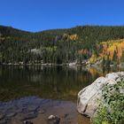 Bear Lake zum Spiegeltag...einen hab´ ich noch!