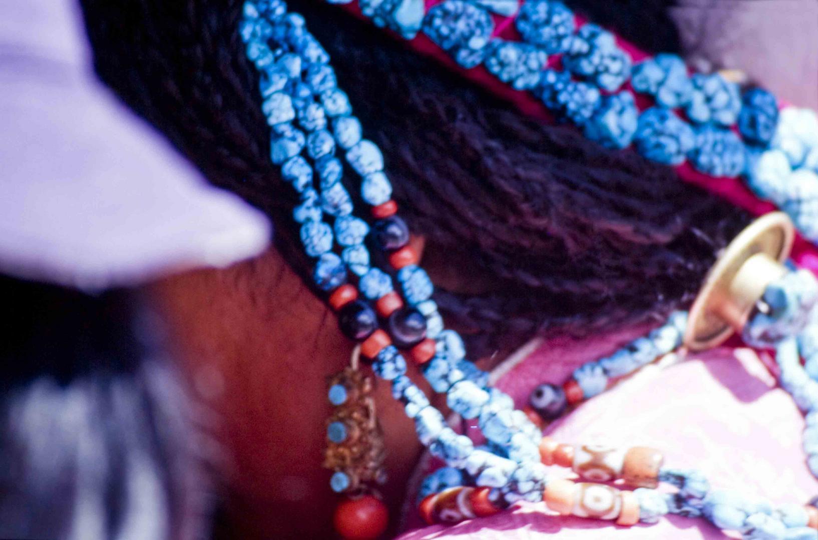 Beatifull  Tibetan woman II